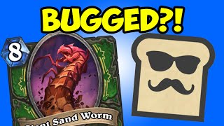 [Hearthstone] 5 CRAZY BUGS in Whispers of the Old Gods