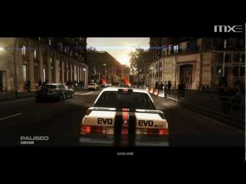 GRID 2 - 45 Minute Gameplay Developer Demo HD