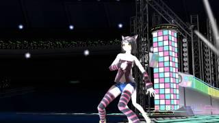 ( MMD ) Rosetta Rin Kagamine and Kamui Kitano
