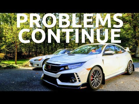 2017 Honda Civic Type R Transmission Problems | We Need Your HELP!