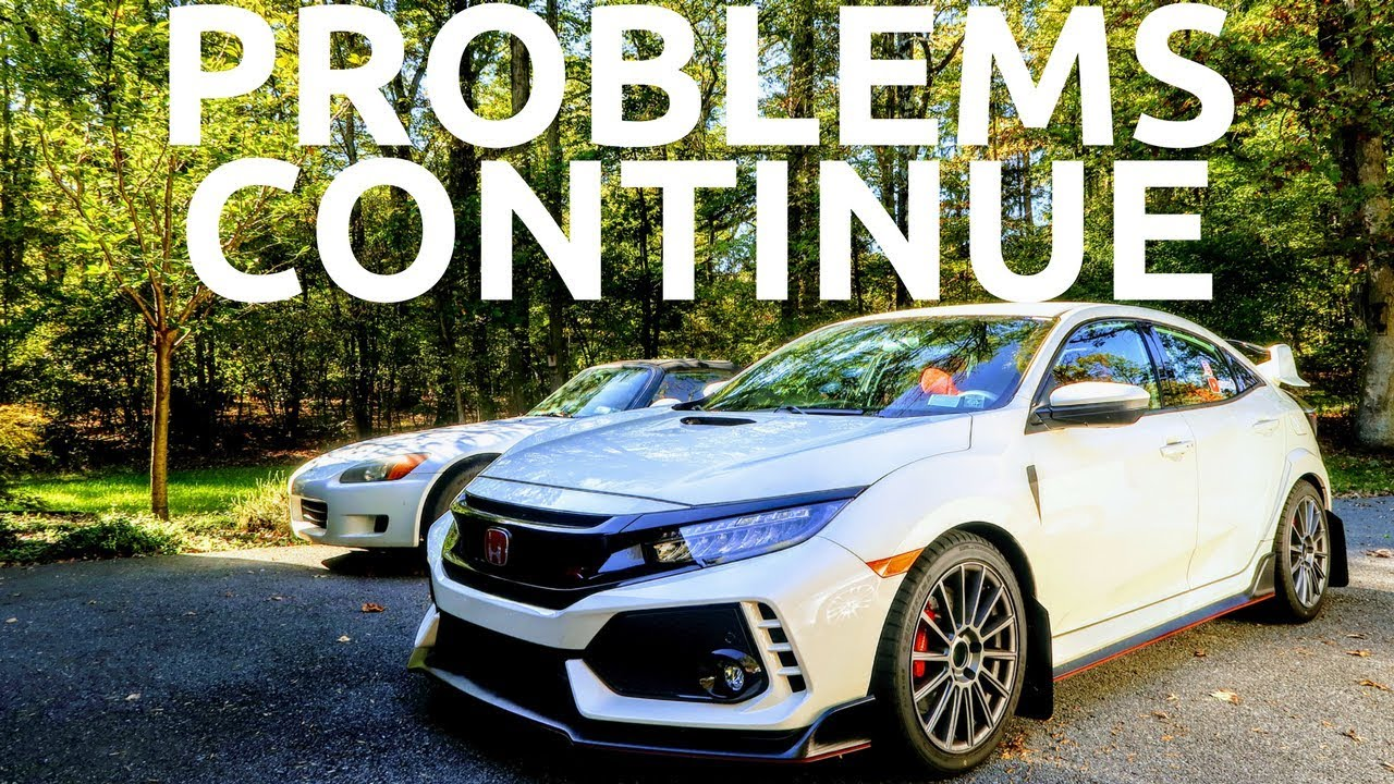Honda Claims No Specific Problems In 2017 Civic Type R Despite Gear