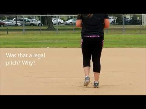 Recognizing Illegal Pitches