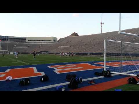 Sun Bowl Stadium @El Paso