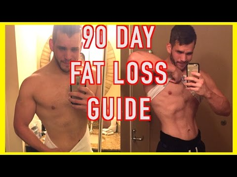 90 Day Fat Loss, What I Did to Lose 28 Pounds In 3 months