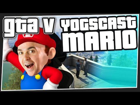 Yogscast Mario - GTA 5 Online