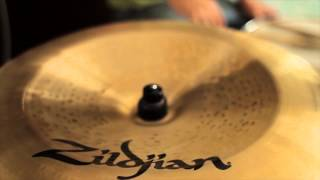 "Zildjian 17"" K Custom Dark China TEST"