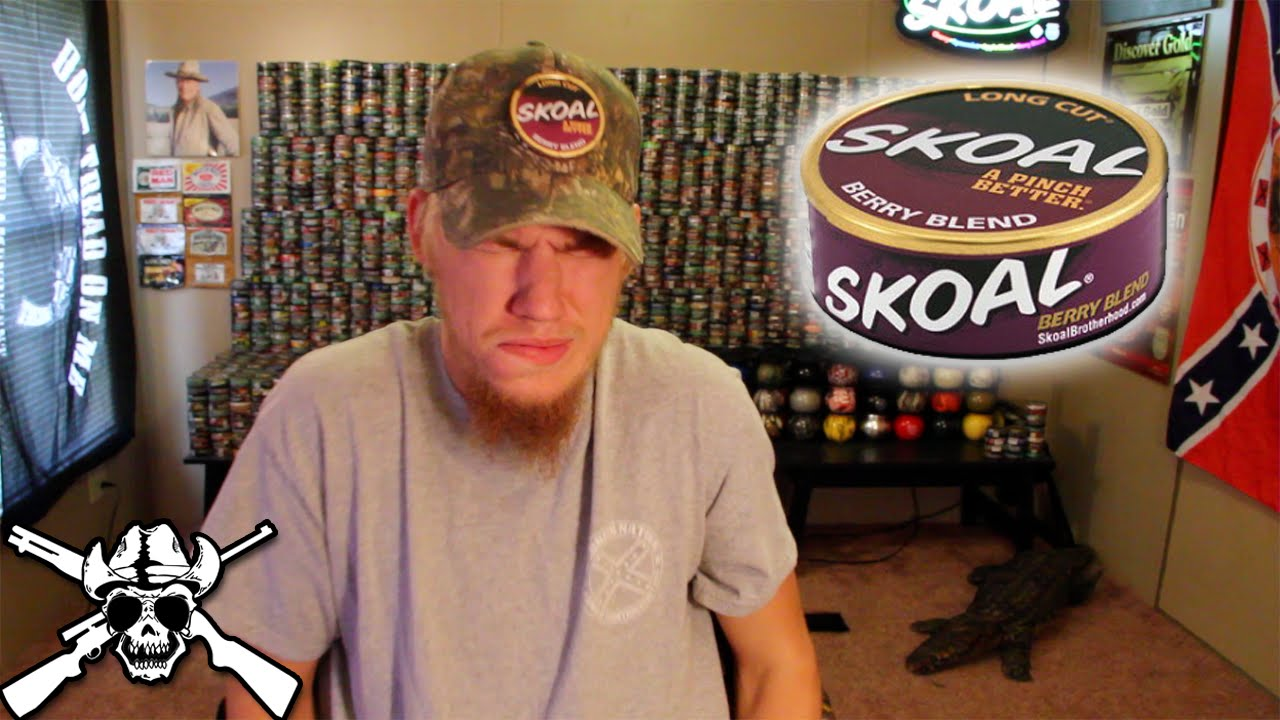 The Dip That Will KILL YOU! Skoal Berry