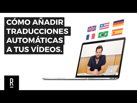 2021: Cómo añadir traducciones 🦜 a tus vídeos de Youtube (El TUTORIAL que aún funciona)