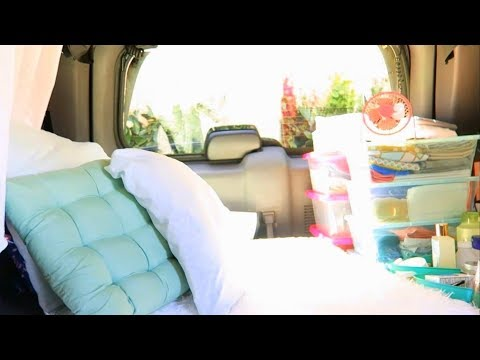 Vlog Suv Car Updates How To Live In Your Or Van Window Covers Privacy Tips