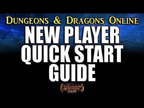 DDO: New Player Quick Start Guide
