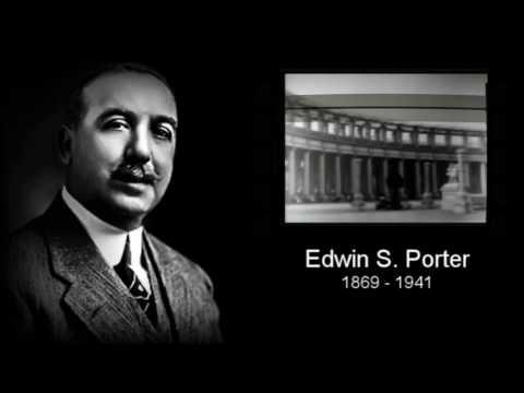 Historia del Cine - Edwin Stanton Porter
