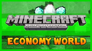 Minecraft Xbox - Economy World