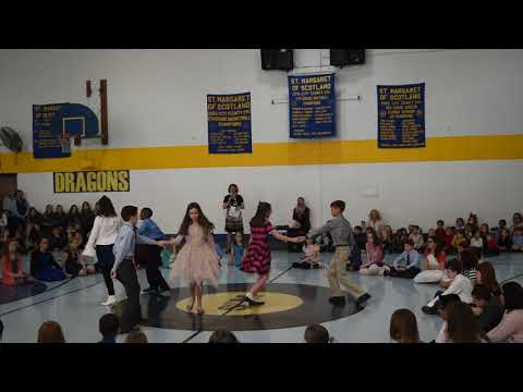 Rudy & Julia Swing - Dancing Classrooms