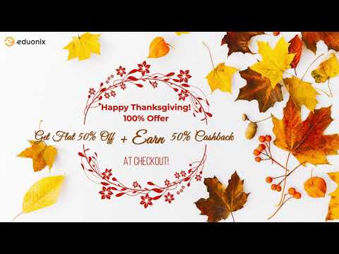 thanksgiving-day-sale- -100%-cash-back-offer- -eduonix