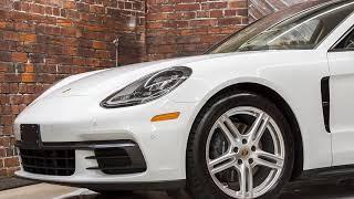 2018 Porsche Panamera - G100817 - Exotic Cars of Houston