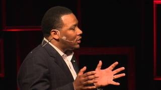 Race is a fiction. Racism is not: Francys Johnson at TEDxUGA