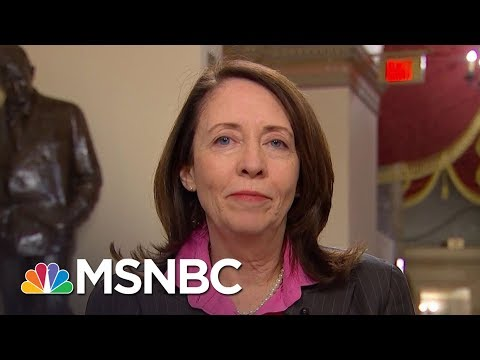 Maria Cantwell: Senate Should 'Slow Down' On Tax Plan | MTP Daily | MSNBC