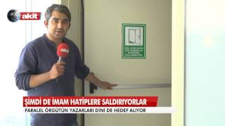 ZAMAN GAZETESİ ŞİMDİ DE İMAM HATİPLERE SALDIRIYOR