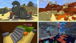 Mega RZADKIE Rzeczy w Minecraft! Wioska na MESSIE! Fake Portal!