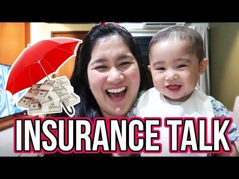KUNG SAKALING MAMATAY or MAGKASAKIT KAMI ( Our Life Insurance ) #TheJKVlogs | Kris Lumagui
