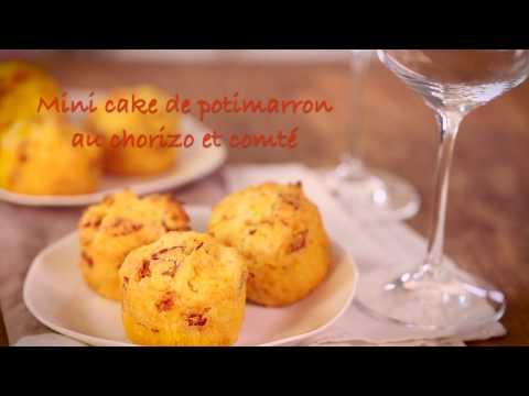 recette-des-mini-cakes-de-potimarron-au-chorizo-et-au-comté