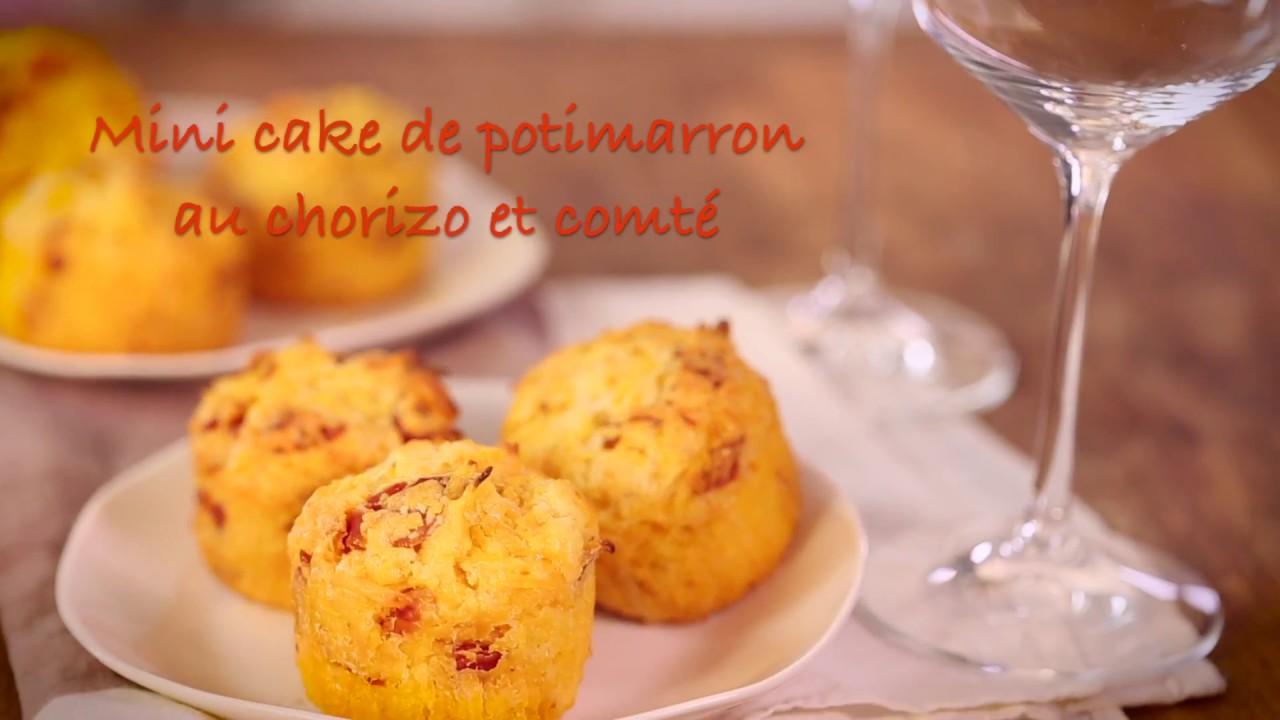Cake Potimarron Chorizo
