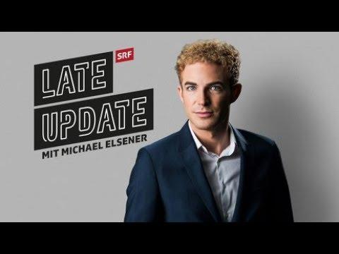 Late Update mit Michael Elsener | Comedy-Frühling | SRF Comedy
