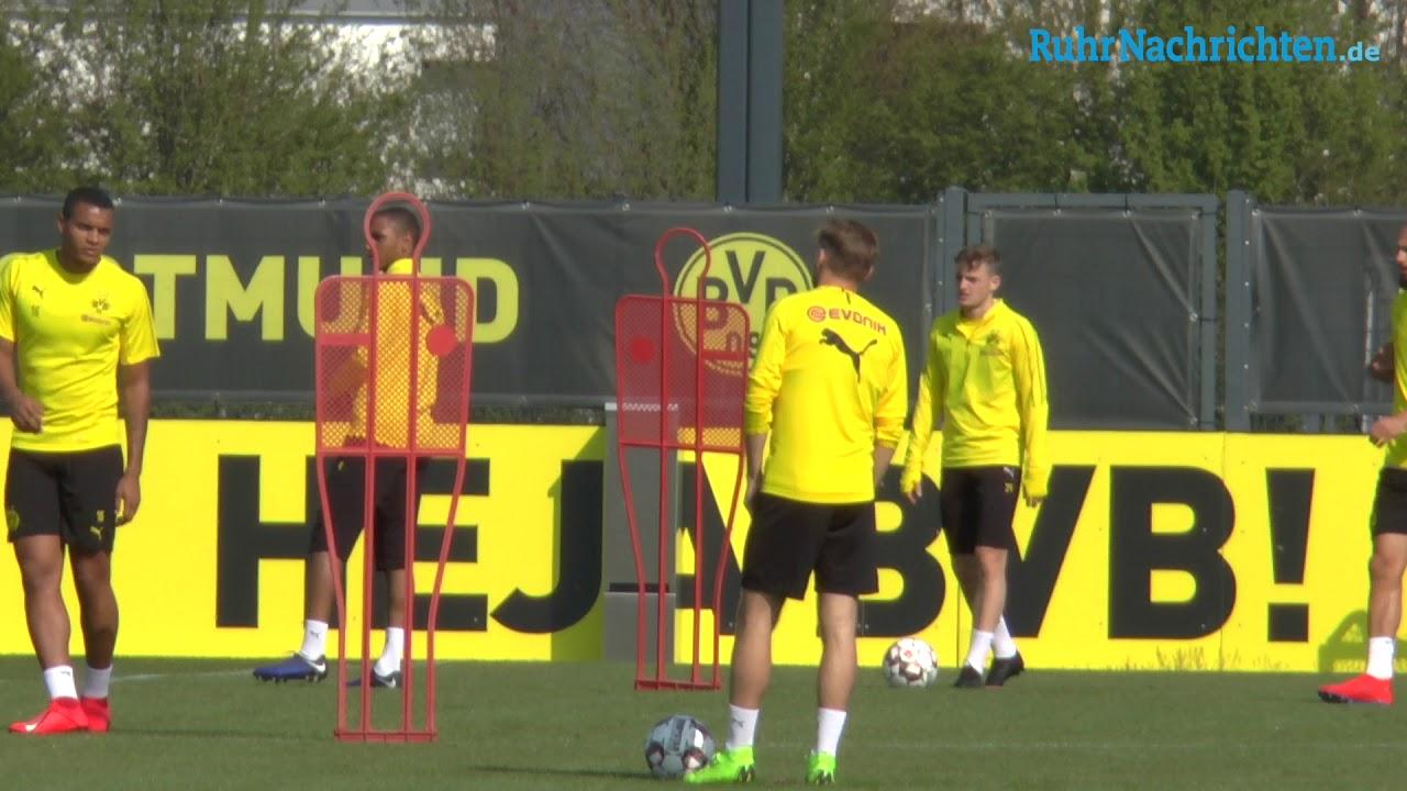 Guerreiro und Pulisic sind zurück im BVB-Training