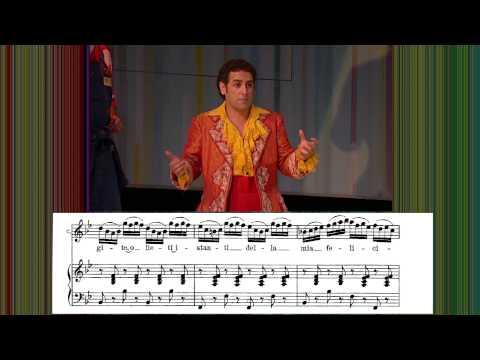 Juan Diego Flórez: «Ah il più lieto il più felice» de Il Barbiere di Siviglia. G. Rossini