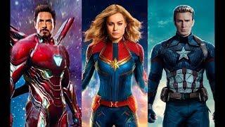Актеры фильма «Мстители: Финал» играют в игру (Русские субтитры)
