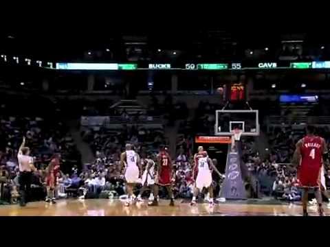 LeBron James Wins MVP Award 2008-2009 Season