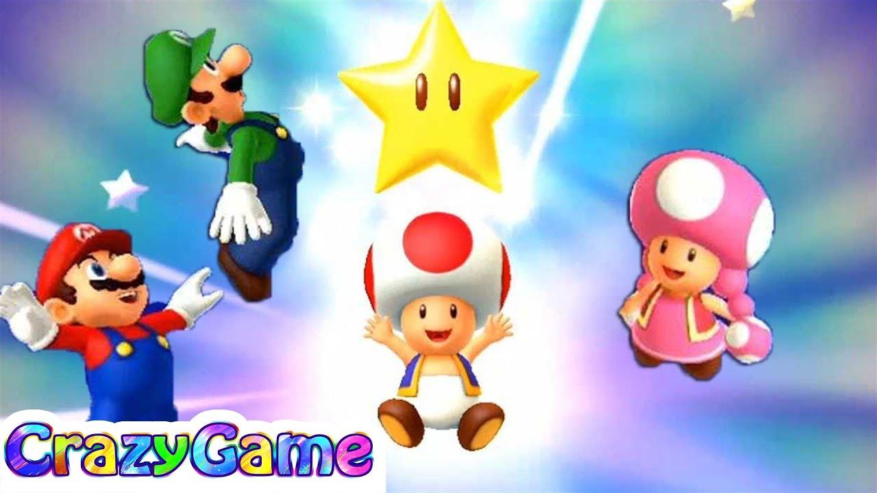 Mario Party 10 Mario Party - Mario vs Luigi vs Toadette vs ...