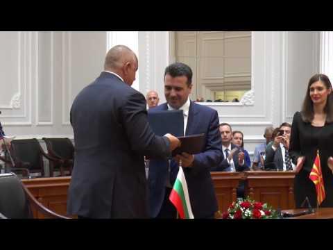 Заев: Република Македонија и Република Бугарија направија историски чекор напред
