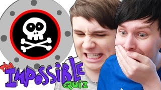 Dan and Phil play THE IMPOSSIBLE QUIZ! #2