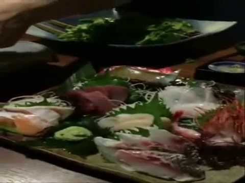 Sushi Sashimi Makanan Mentah Jepang Youtube