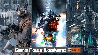 Игровые Новости — Game News Weekend #236 | (Battlefield 5, Cyberpunk 2077, Metro Exodus, A Way Out)