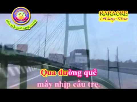 Karaoke VE MIEN TAY  (feat voi GMV).wmv