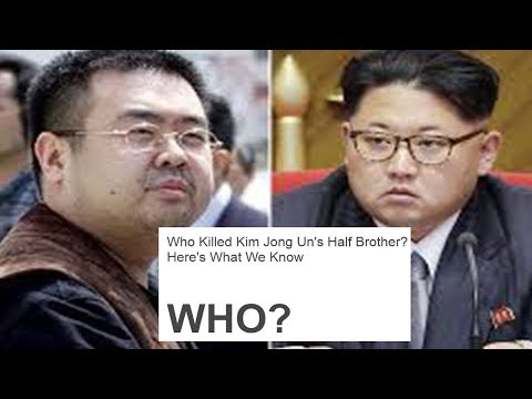 World News Today - Who Killed Kim Jong Un's Half Brother Here's What We Know - Season 1