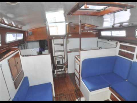 1981 Whitby 42 Liveaboard Cruising Yacht -(SOLD BY YBC)