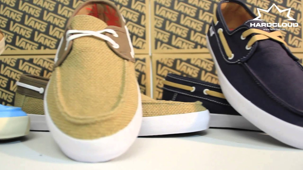 Vans Surf Shoes - YouTube