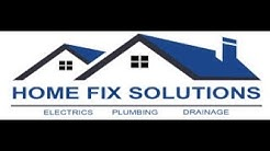 Emergency Plumber Glasgow - Homefix