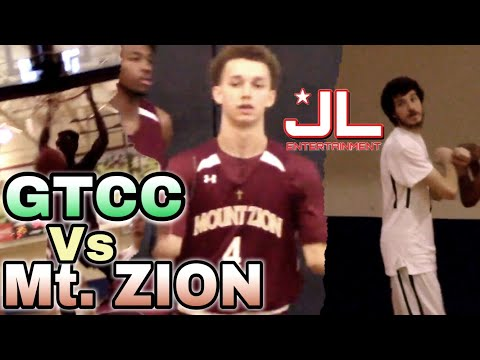 GTCC Takes On Mt. Zion In Jamestown NC!!