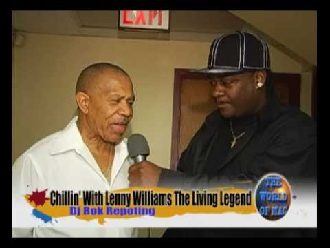 Lenny Williams Interview