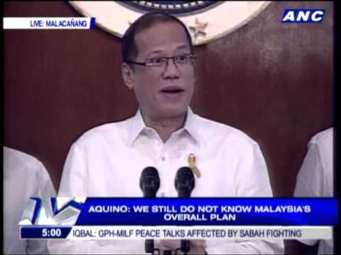 PNoy rejects talks with Sulu sultan