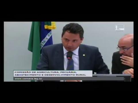 AGRICULTURA, PECUÁRIA, ABASTECIMENTO DESENV. RURAL - Reunião Deliberativa - 26/04/2017 - 10:39