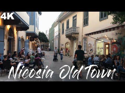 Nicosia Old Town • Старый город Никосии