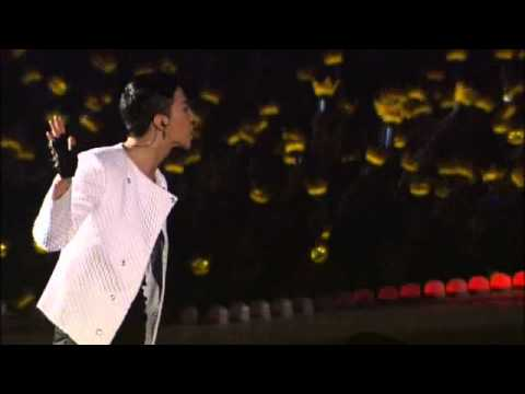 Big Bang Big Show 2010 - Hallelujah (GD, Taeyang, TOP) (HQ)