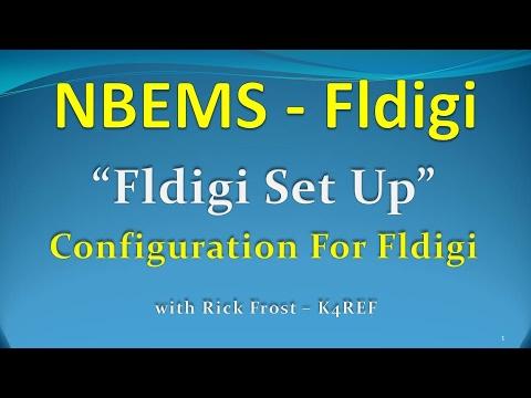 "2-""Fldigi Set Up & Configuration for New Users"""