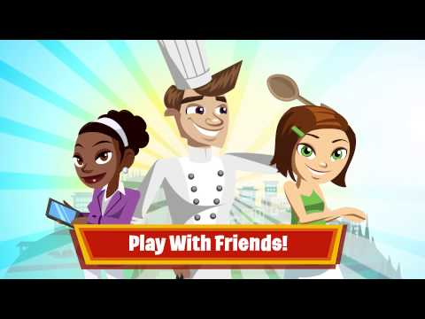 Diner Dash Official Coming Soon Trailer