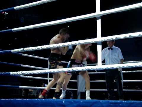 Уранбек Есенкулов VS Alex Vogel